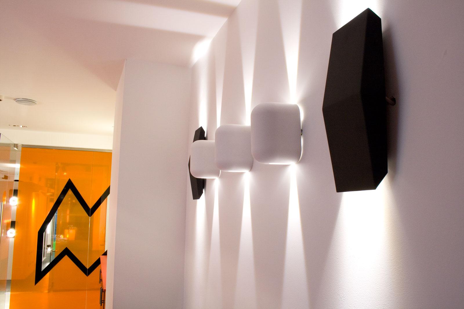 Mono Brand Showroom Of Company Modular